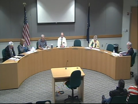 Board of Trustees Meeting April 16, 2015