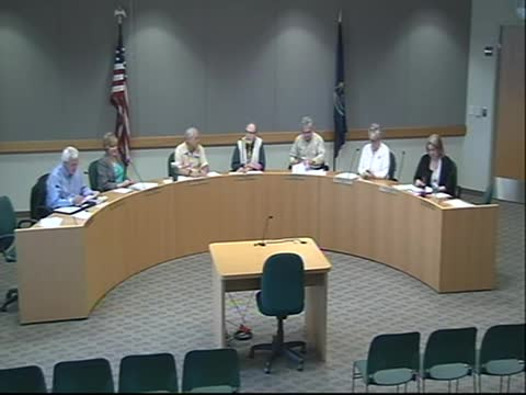 Board of Trustees Meeting April 14, 2016
