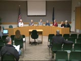 Board of Trustees Meeting December 13, 2012