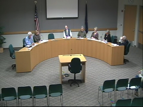 Board of Trustees Meeting December 11, 2014