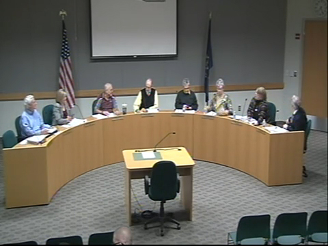Board of Trustees Meeting February 12, 2015