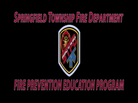 STFD Fire Prevention Education Program