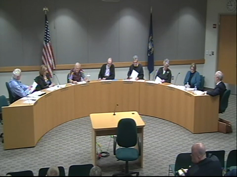 Board of Trustees Meeting January 8, 2015 Part I