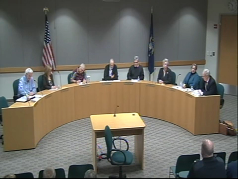 Board of Trustees Meeting January 8, 2015 Part II
