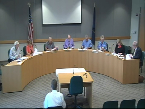Board of Trustees Meeting July 9, 2015