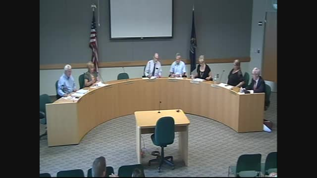 Board of Trustees Meeting July 14, 2016