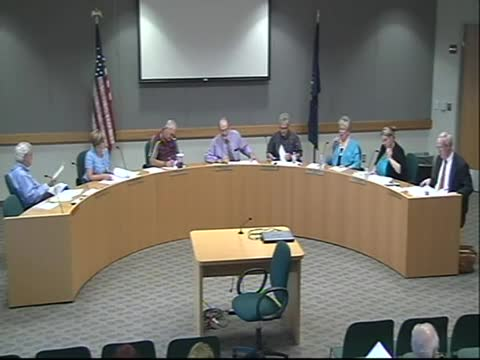 Board of Trustees Meeting June 11, 2015