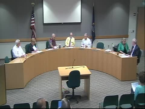 Board of Trustees Meeting June 9, 2016