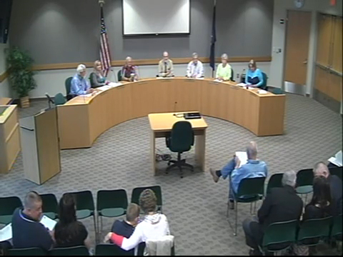 Board of Trustees Meeting May 14, 2015