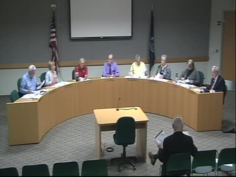 Board of Trustees Meeting May 12, 2016