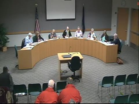 Board of Trustees Meeting November 13, 2014