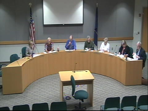 Board of Trustees Meeting October 8, 2015 Part I