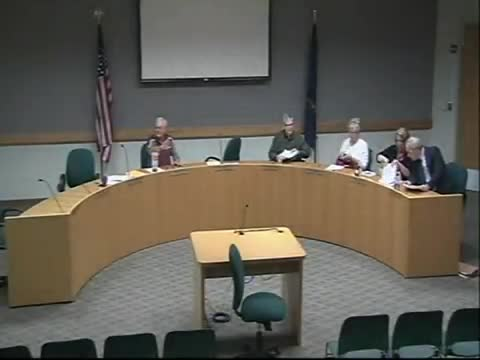 Board of Trustees Meeting October 8, 2015 Part II