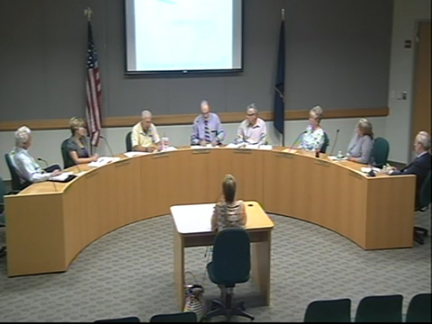 Board of Trustees Meeting September 10, 2015 Part II