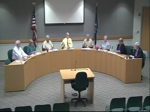 Board of Trustees Meeting September 8, 2016
